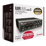 UR22 MKII Value Edition Box