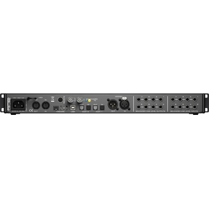 Fireface 802 Rear