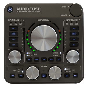 audiofuse space grey topview