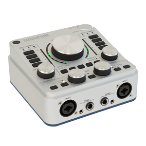 audiofuse classic silver topfront