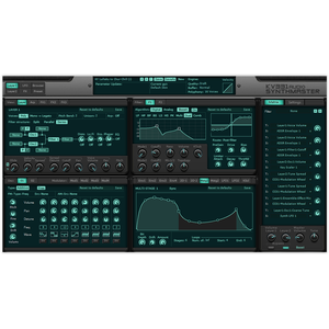 KVR331 Audio SynthMaster Interface
