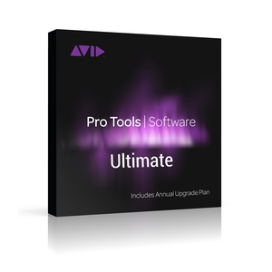 Pro Tools Ultimate box
